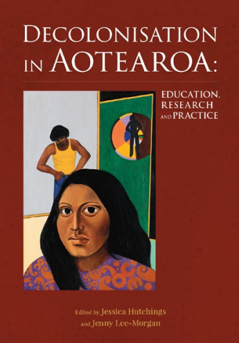Decolonisation in Aotearoa book cover